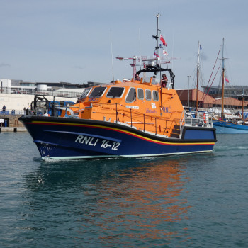 RNLI Exercise