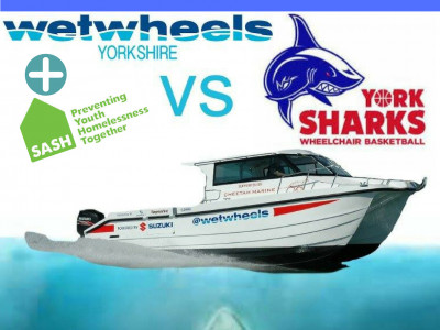Sash Sharks Yorkshire