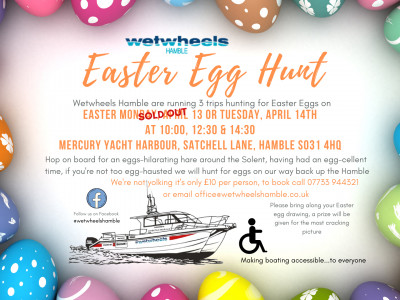 Wetwheels Easter Flyer 2 days 2020